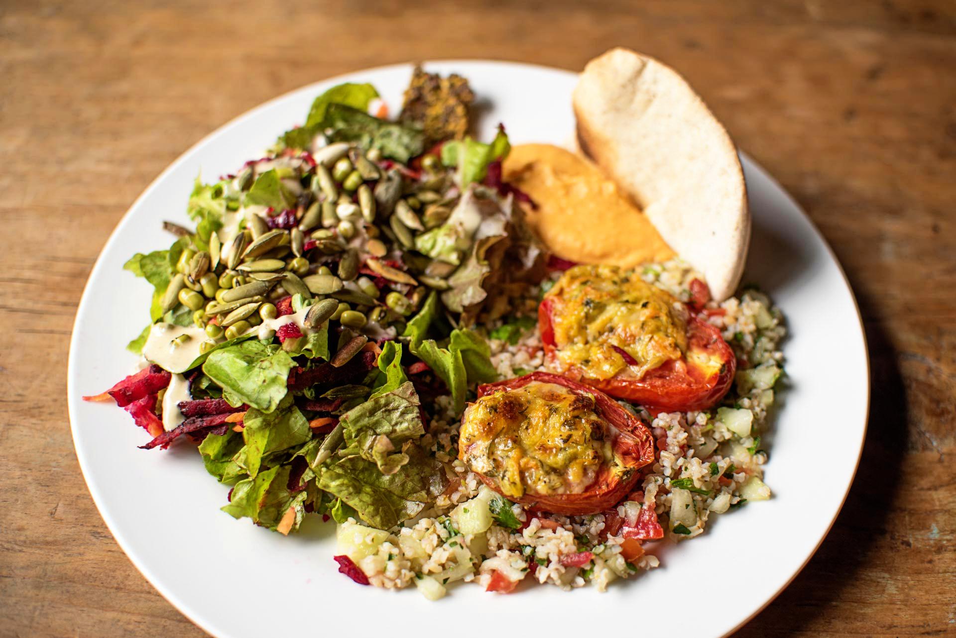 Mediterranean-lunch